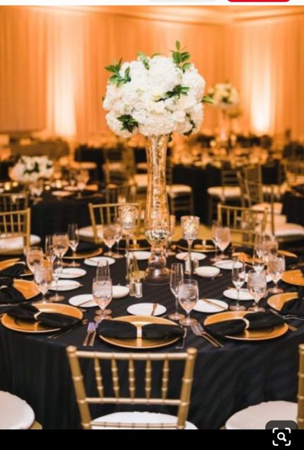 Incorporating the Color Black Into Your Wedding 5