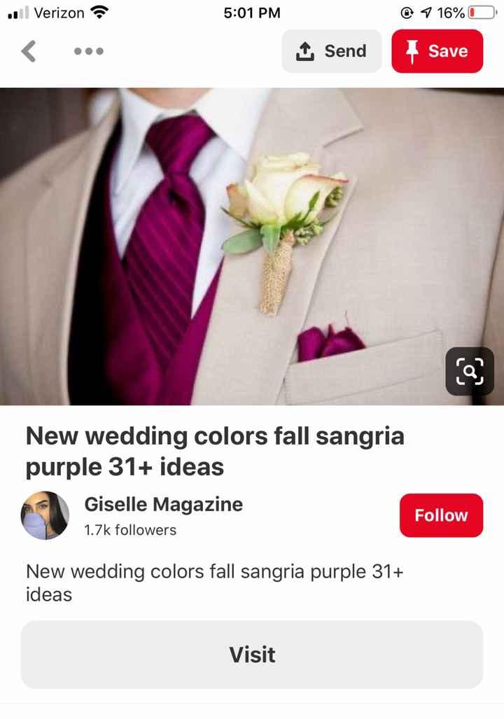 Wedding color - 1