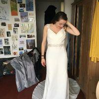 My dress arrived! - 1