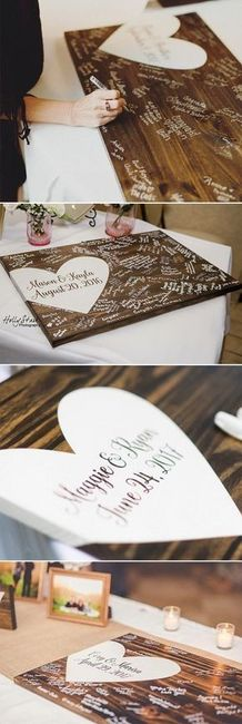 Guestbook alternatives for intimate weddings 4