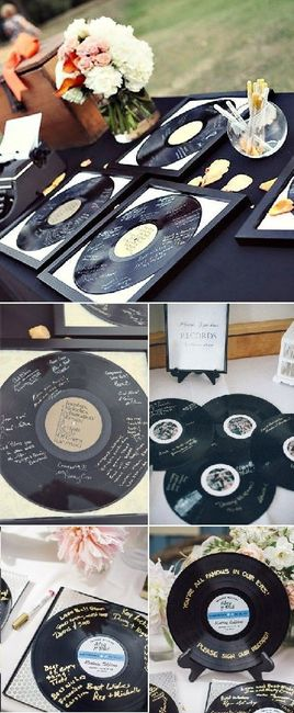 Guestbook alternatives for intimate weddings 5