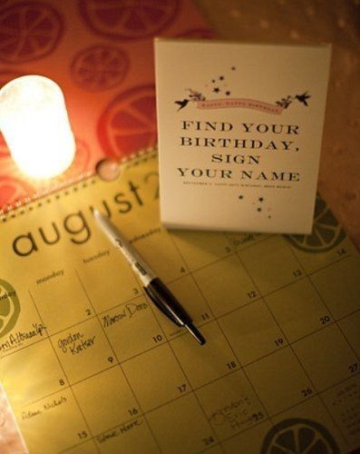 Guestbook alternatives for intimate weddings 6