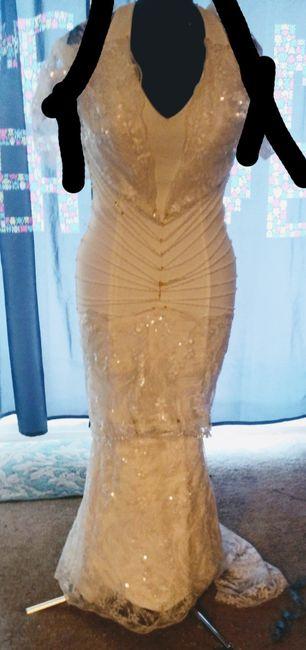 Feedback on my Homemade Dress? 1
