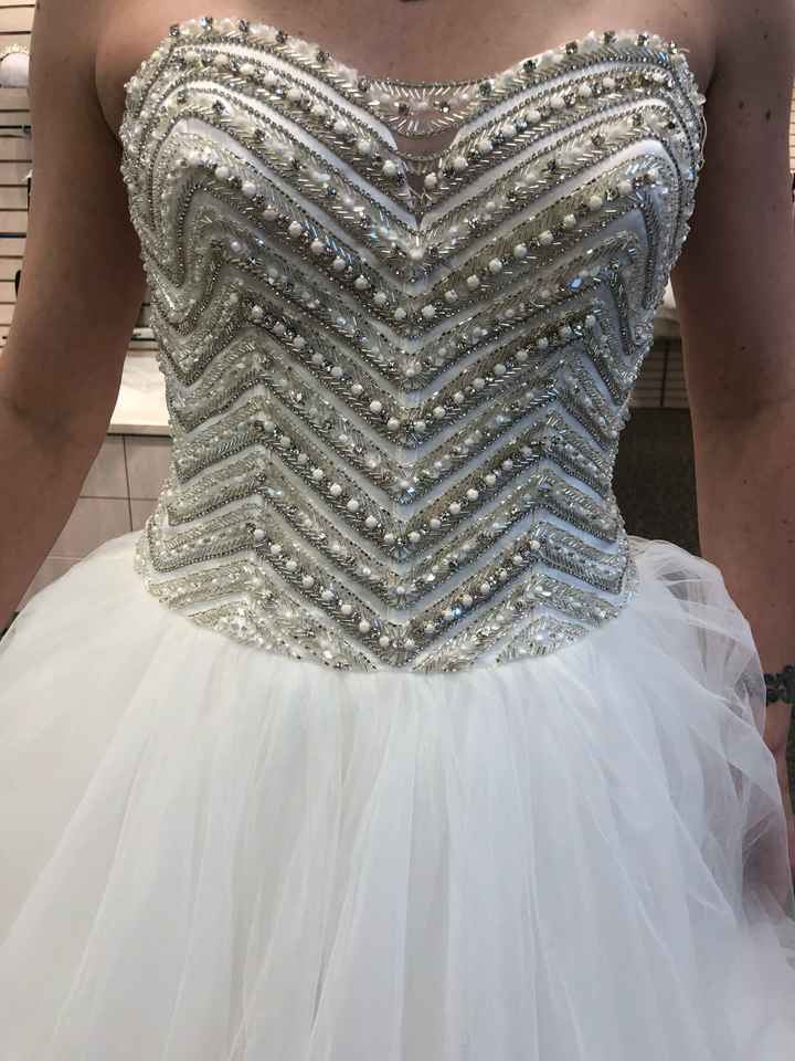 Got my dress!! - 1