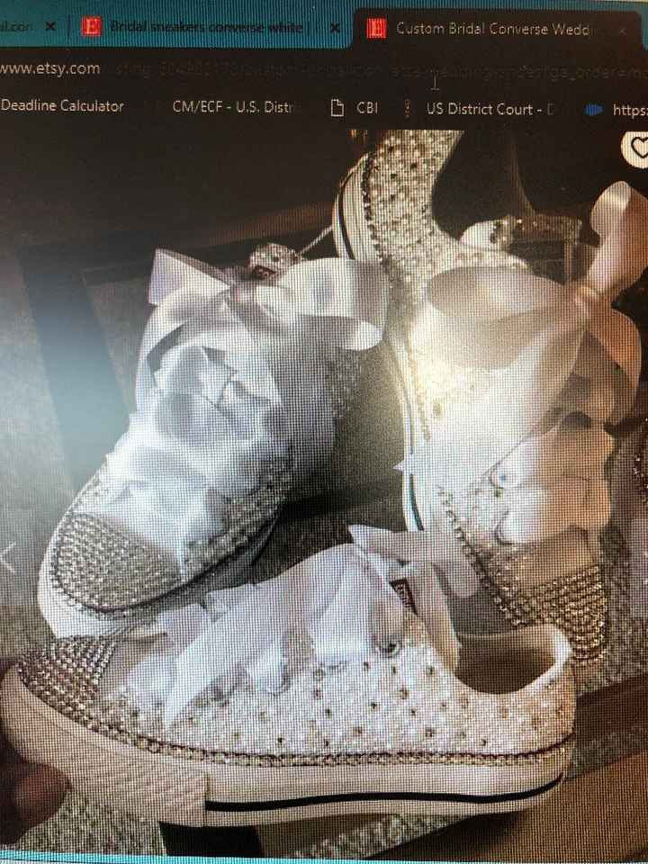 Wedding Shoe