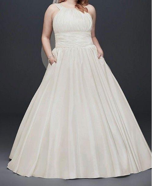 Short brides - Show me your ballgowns! 7