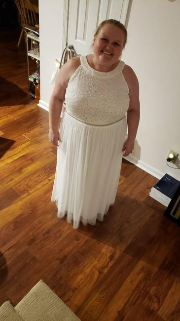 a dress not like the others... 21