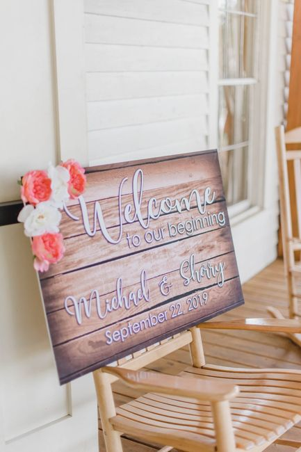 Wedding Welcome Signs 2