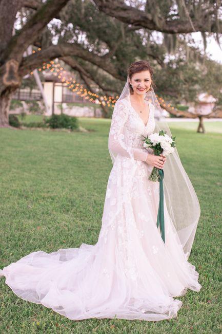 Dresses from David's Bridal 6