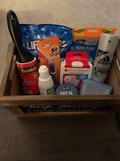Bathroom basket! 2