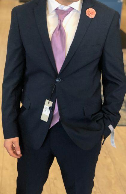 What Color Tie? 1