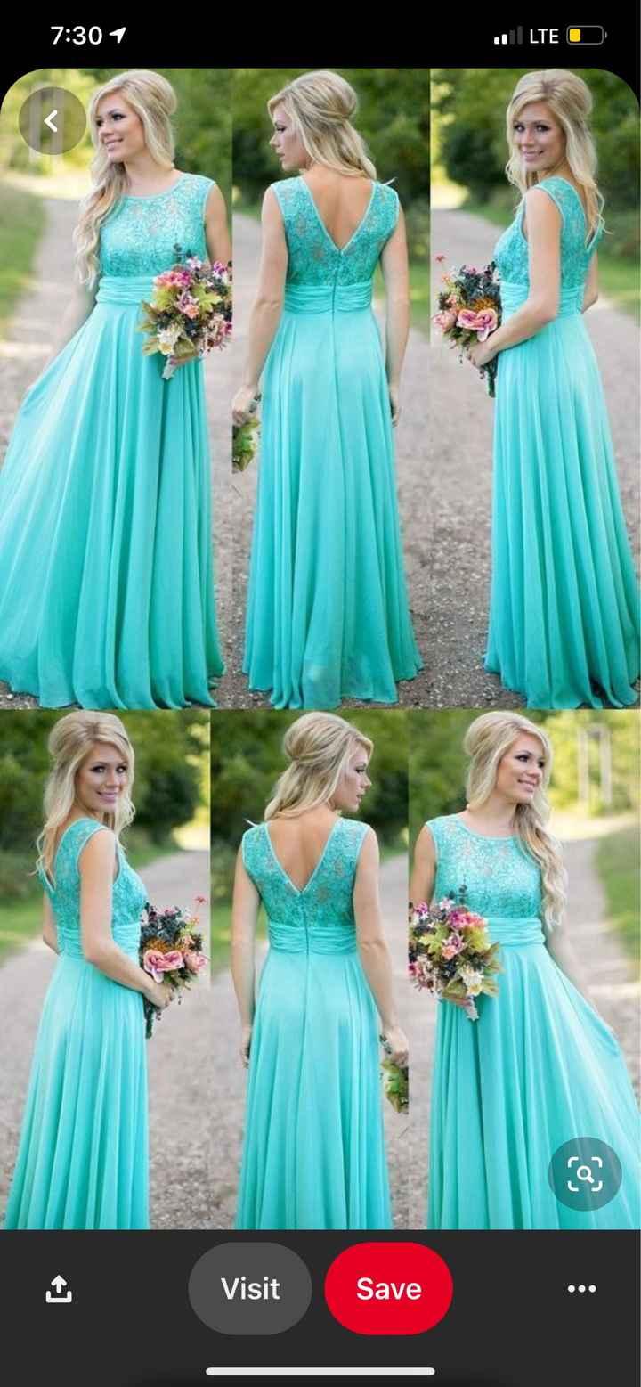 Tiffany blue - 1