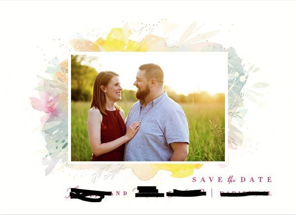 lets see your save the date Pictures! 7