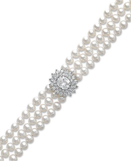 Share your bridal necklace & earrings 17