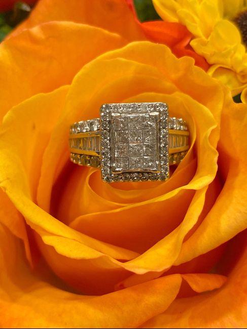 Rings rings rings - 1