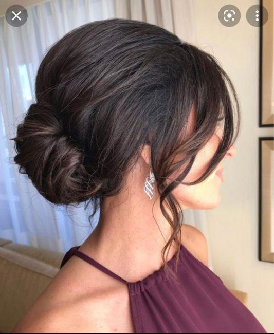 Help- bridesmaid hair 2