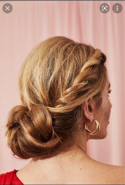 Help- bridesmaid hair 3