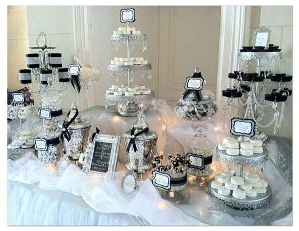 Types of Cany for Candy Buffet - 1