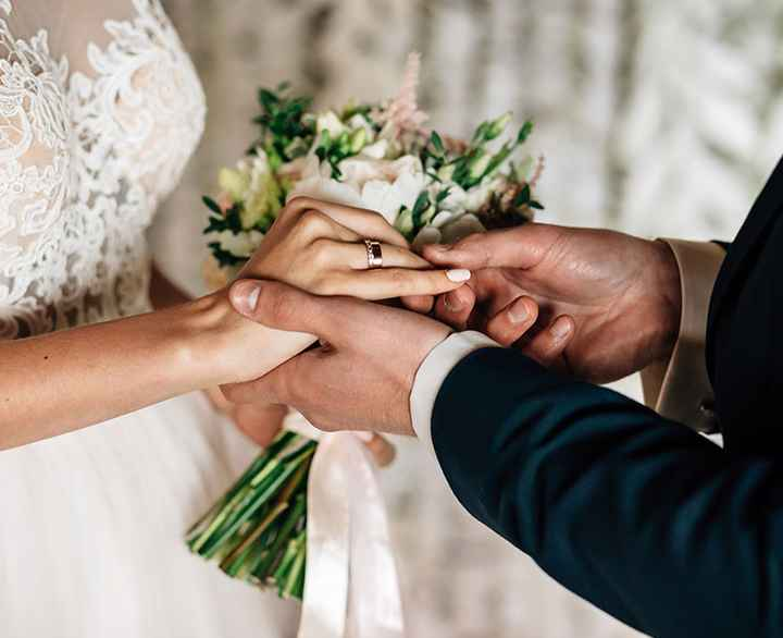 Would you Consider a Virtual Wedding Ceremonies - 1