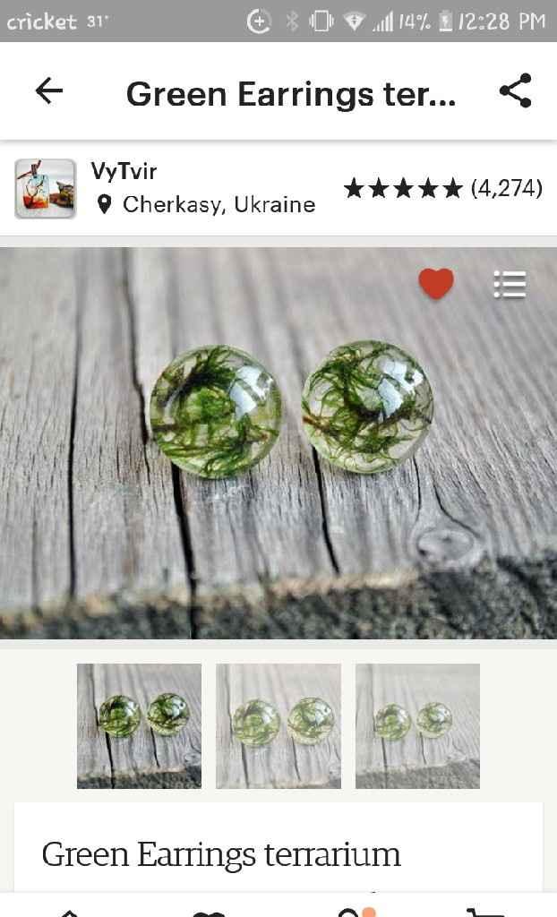 Earrings - 1