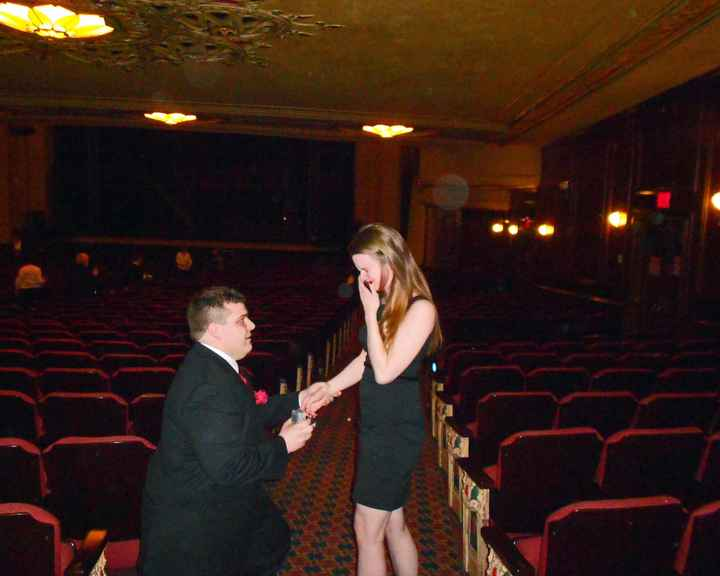 Spinoff: Show us your pictures from your engagement!