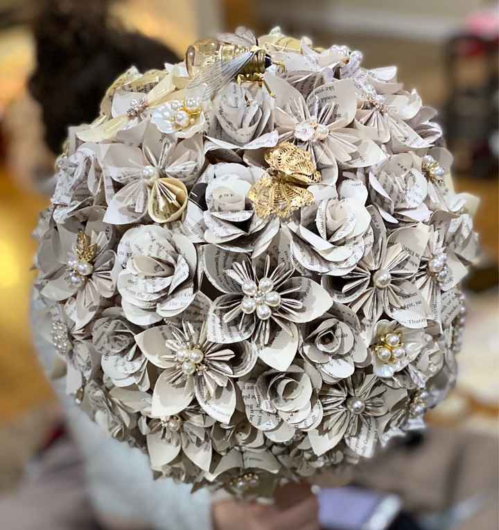 Let me see your diy bouquets - 1