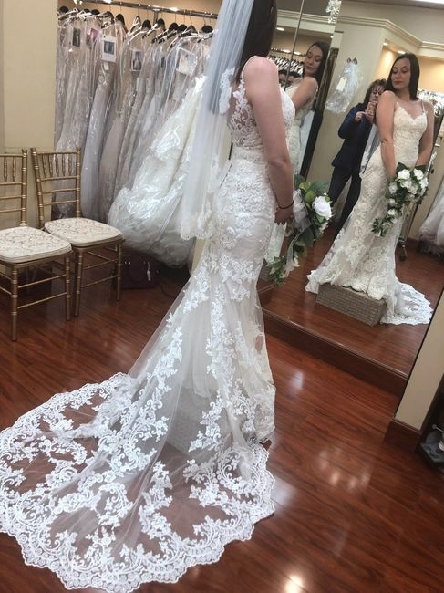 What color is your wedding dress? 1
