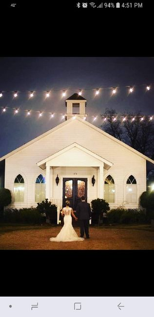 Where are you getting married? Post a picture of your venue! 11