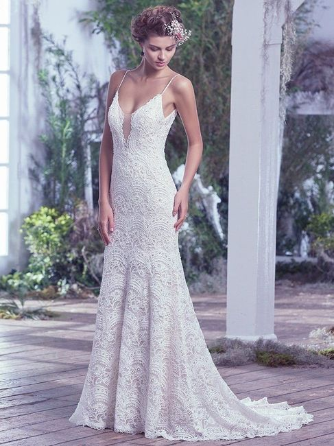 Wedding Dress Designers! Who are you wearing? 14
