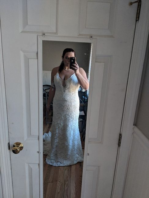 Wedding Dress Designers! Who are you wearing? 15