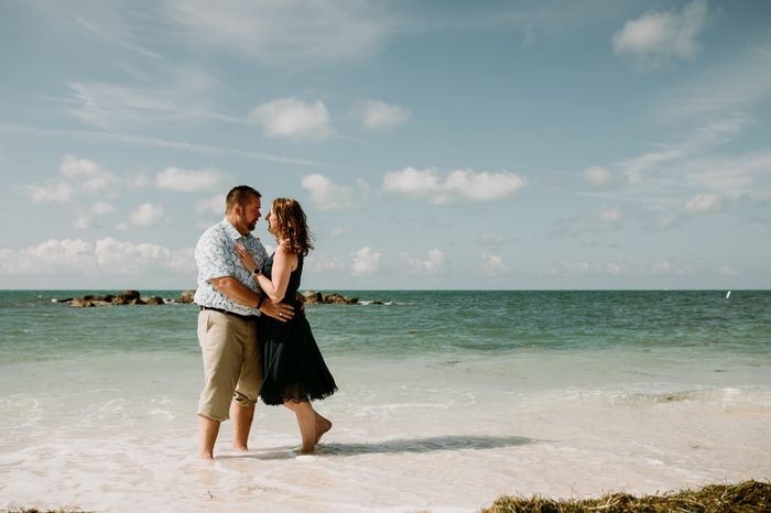 Beach engagement shoot- Need outfit ideas. Please share pics! 2