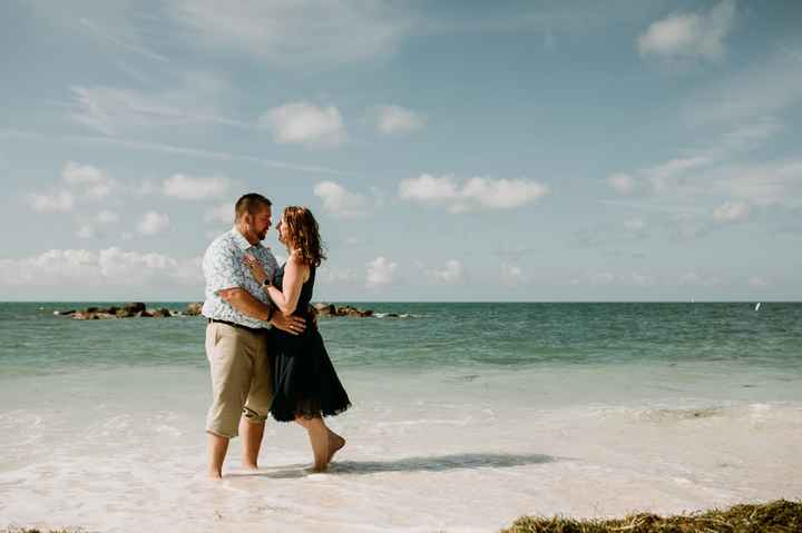 Beach engagement shoot- Need outfit ideas. Please share pics! - 1
