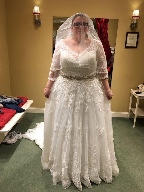 Plus size brides - 3