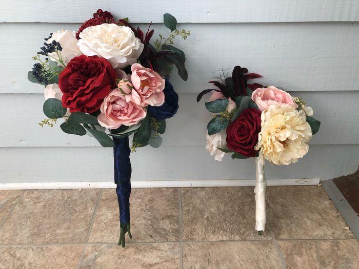 Wedding Bouquets, Centerpieces, etc! 4