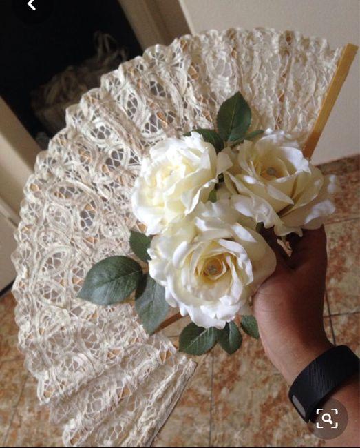Alternative to bridesmaids bouquets 4
