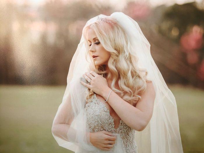 Bridal Portraits....5 Days Until Wedding!!! 1