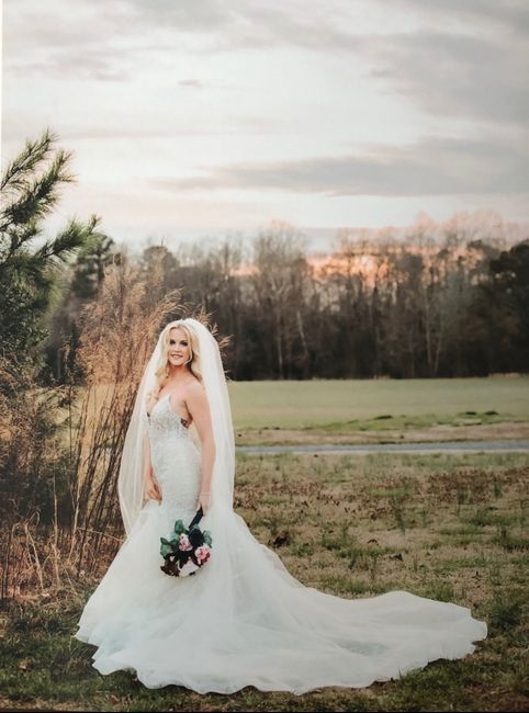 Bridal Portraits....5 Days Until Wedding!!! 2
