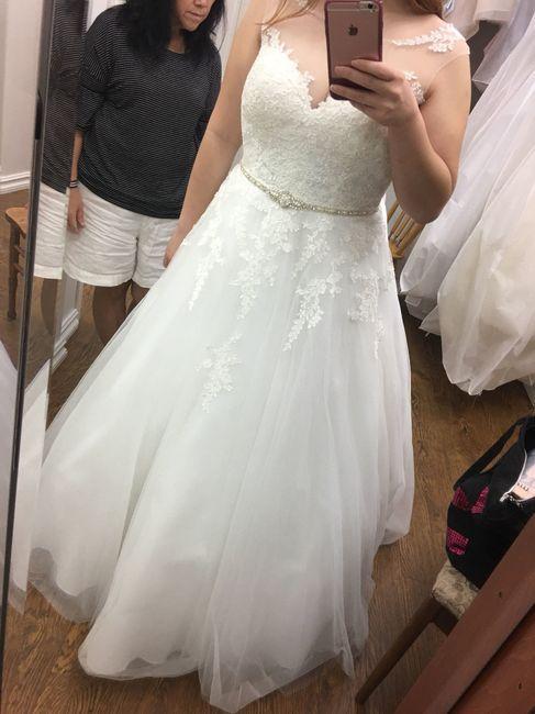 Last Dress Fitting Weddings Wedding Attire Wedding Forums