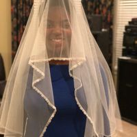 i Made My Own Veil!!! - 2