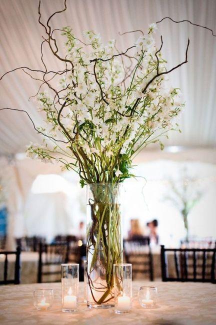 Diy Branch Centerpieces Weddings Do It Yourself Wedding Forums