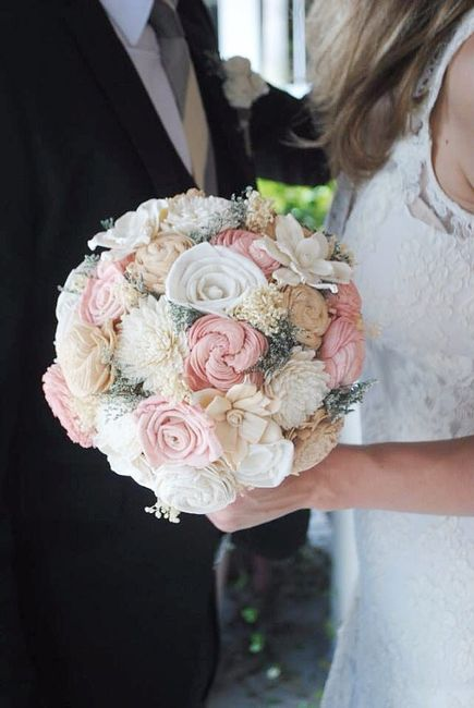 Weve talked about silkfake flowers has anyone used sola flowers the first picture would be the exact one id like for my wedding mightylinksfo