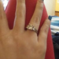 My engagement ring - 1