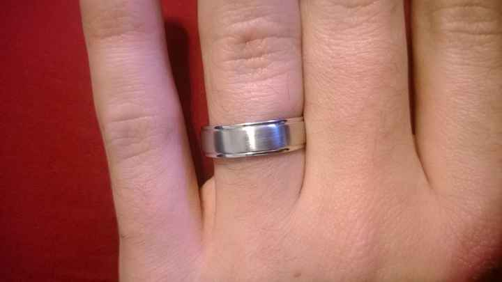 FH Wedding Band - Where did you get yours?