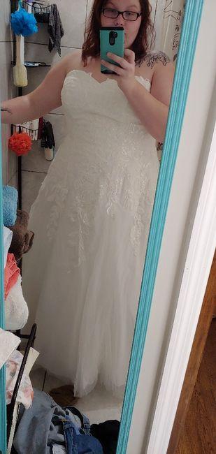 Budget Wedding Dress 3
