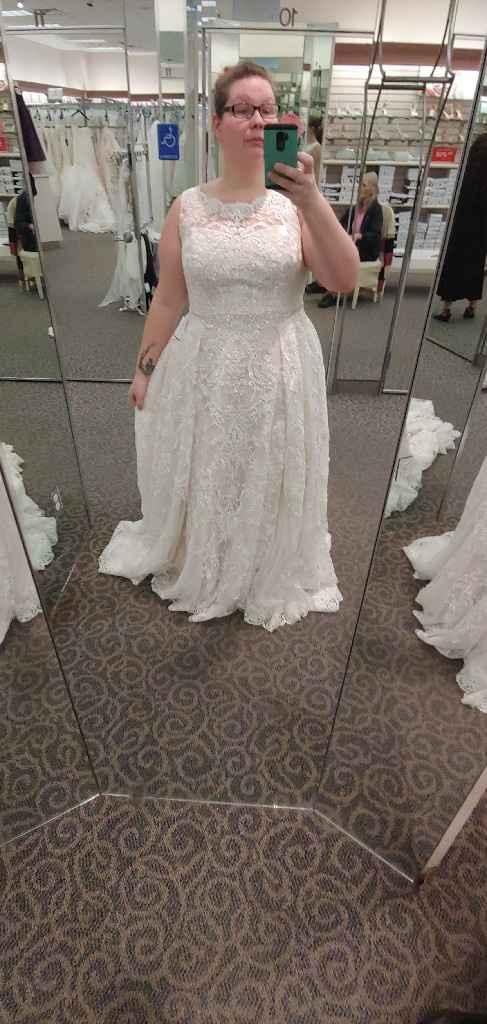 i can't pick a dress?? - 1