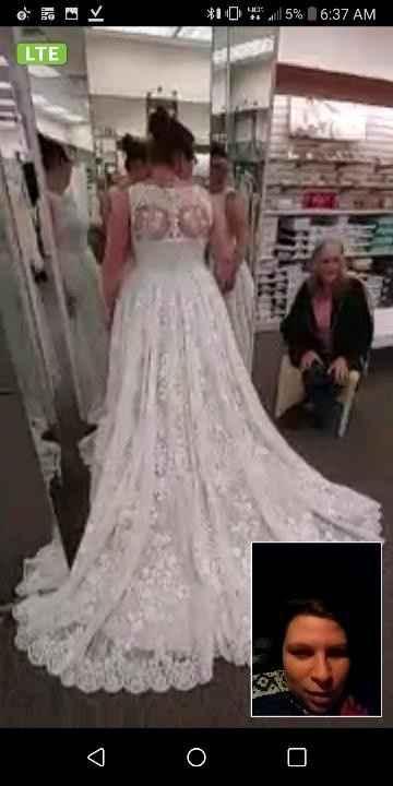 i can't pick a dress?? - 2