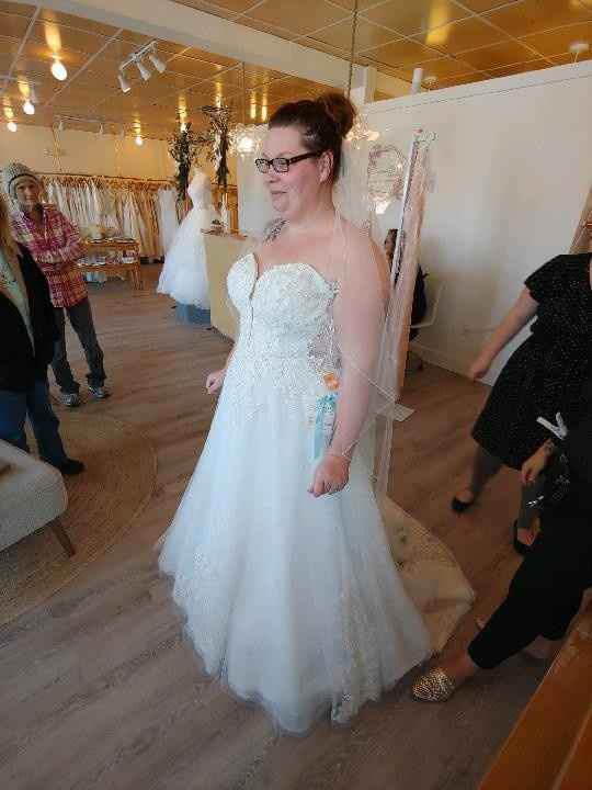 Let's see those ballgown dresses! - 1