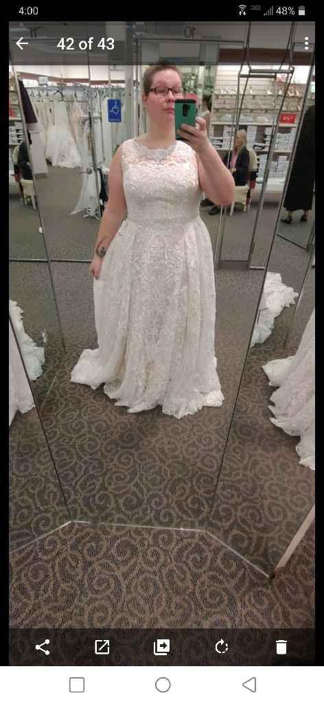 Let show off those dresses - 1