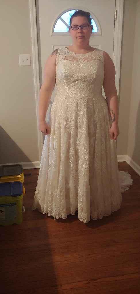 Dress regret?! - 1