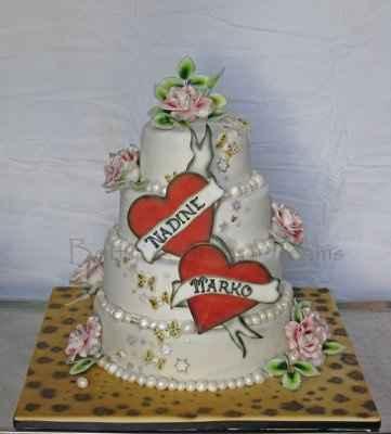 Show me the cake...
